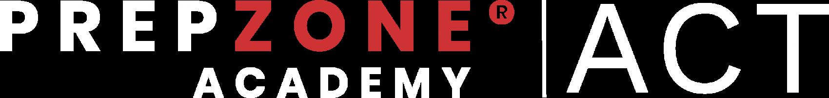 Prep Zone Academy | ACT